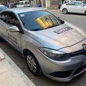 Renault fluence oto kiralama elazığ